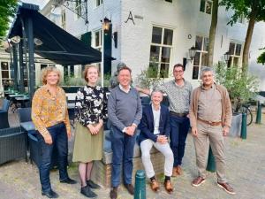 Bestuur Rene Vogels Stichting